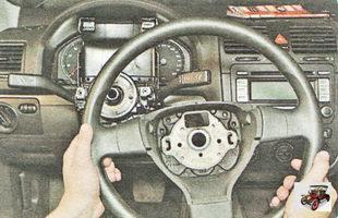 рулевое колесо Шкода Октавия А5