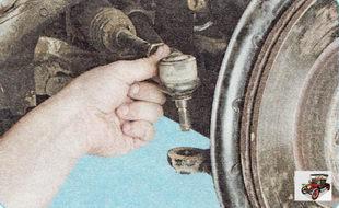 палец шарового шарнира