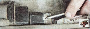 колодка жгута проводов рулевого механизма