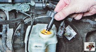 крышка бачка главного тормозного цилиндра