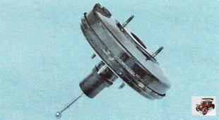 вакуумный усилитель тормозов диафрагменного типа Шкода Октавия А5