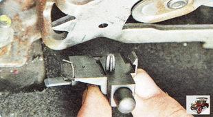 кнопочный выключатель стояночного тормоз Шкода Октавия А5