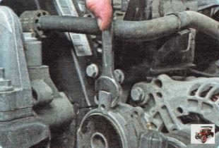 автоматический натяжитель ремня генератора