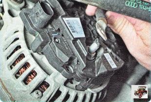 провод вывода генератора