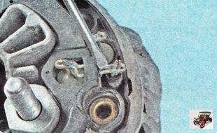 соединения выпрямительного блока генератора с обмоткой статора генератора