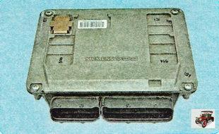 Электронный блок управления (ЭБУ) двигателем Шкода Октавия А5