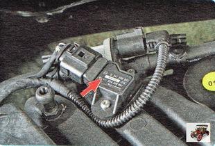 Датчик абсолютного давления и температуры во впускном коллекторе