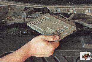 ЭБУ (электронный блок управления)