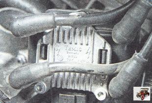 модуль зажигания и высоковольтные провода Шкода Октавия А5