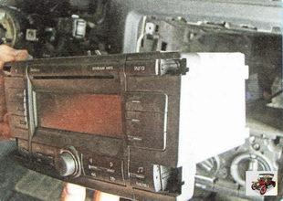 головное устройство аудиосистемы