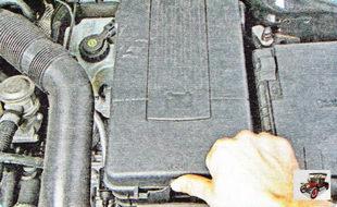 защитная крышка аккумулятора