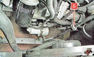 обратный клапан Б