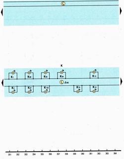Схема комбинации приборов Шкода Октавия А5
