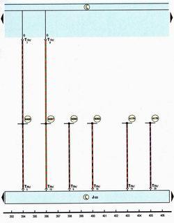 Схема диагностического разъема Шкода Октавия А5