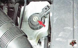 Бачок главного тормозного цилиндра Шкода Октавия А5