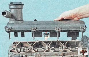 крышка головки блока цилиндров