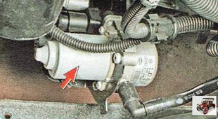 вакуумный электронасос усилителя тормозов