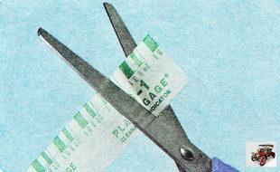 Для измерения зазора между шейкой вала и вкладышами используется отрезок калибровочной проволоки