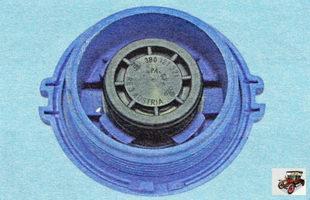 крышка расширительного бачка Шкода Октавия А5