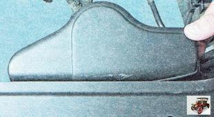 крышка воздухозаборника