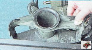 диффузор воздухозаборника