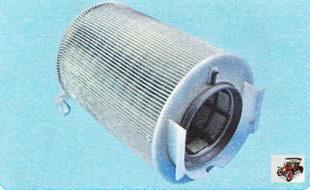 воздушный фильтр Шкода Октавия А5