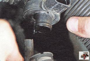 клапан системы рециркуляции выхлопных газов