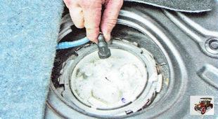 наконечник подающего топливопровода