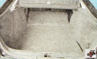 Для увеличения вместимости багажного отделения и перевозки длинномерных грузов заднее сиденье можно сложить