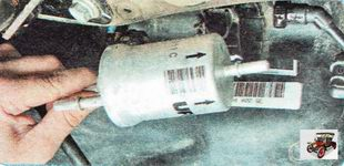 топливный фильтр Шкода Октавия А5