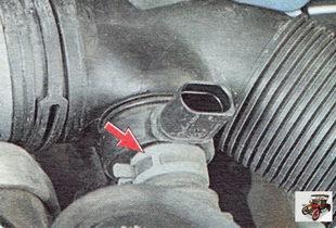 хомут шланга системы рециркуляции выхлопных газов