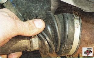 пыльники шарниров привода колеса Шкода Октавия А5