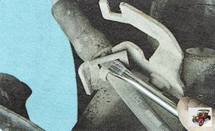 фиксатор тормозного шланга