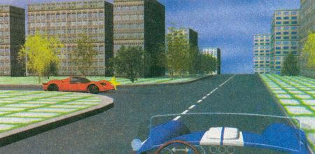 Данный перекресток равнозначных дорог вы проедете первым, поскольку водитель легкового автомобиля, находящегося слева, должен уступить вам дорогу