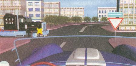 Знак 5.7.1 «Выезд на дорогу с односторонним движением» информирует о направлении движения, установленном на пересекаемой дороге...