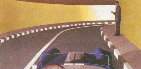 Разметка 2.7 применяется для обозначения бордюра на опасном участке дороги