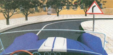 Водитель обязан подавать сигналы световыми указателями поворота соответствующего направления перед началом движения...