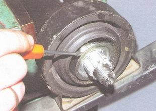 пылеотражатель карданного вала