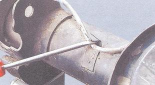 держатель тормозной трубки