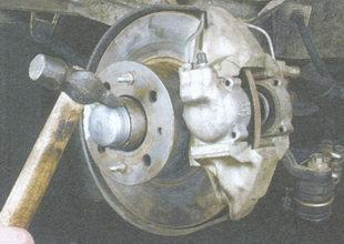 защитный колпак ступицы