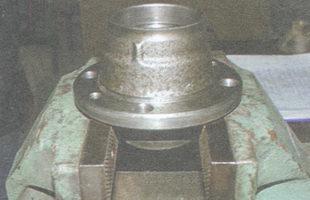 ступица колеса ваз 2106
