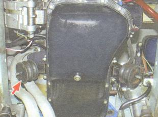 подушка опоры двигателя