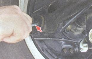 распорная втулка шарнира поперечной штанги