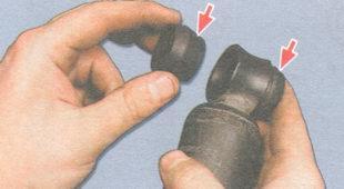 втулки нижней проушины амортизатора