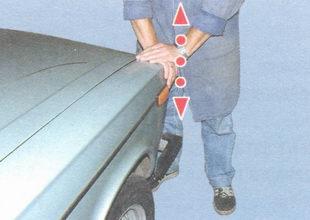 проверка амортизаторов на автомобиле ваз 2106