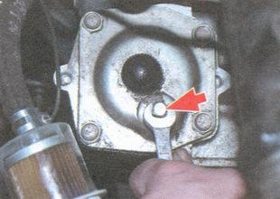 пробка картера рулевого механизма ваз 2106
