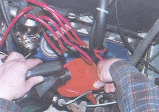 доливка масла в рулевой механизм ваз 2106
