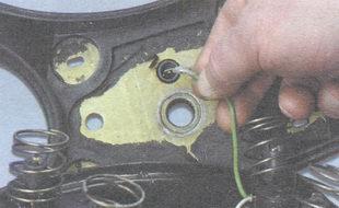 провод вывода контактного кольца