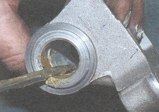 кронштейн оси маятникового рычага