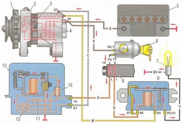 Реле контроля напряжения RBUZ / ZUBR D32t